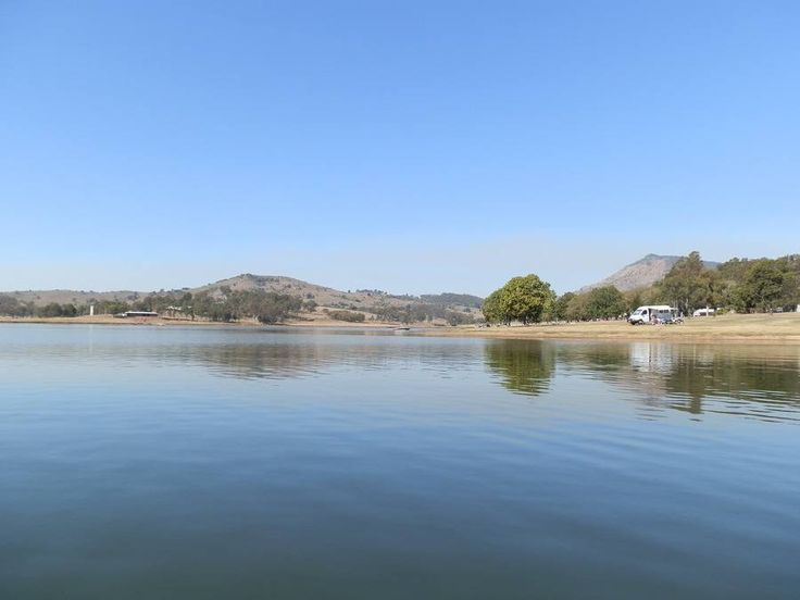 Lake Moogerah Campground, Scenic Rim, Queensland