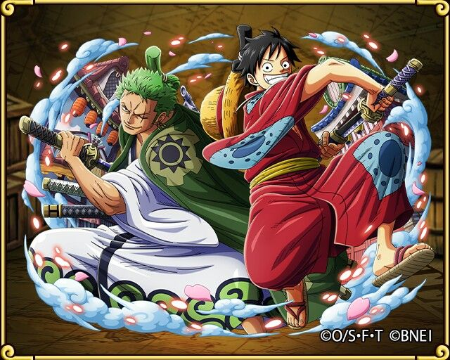 Pin De Garoxque Em One Piece Treasure Cruise Manga One Piece Animes Wallpapers Anime
