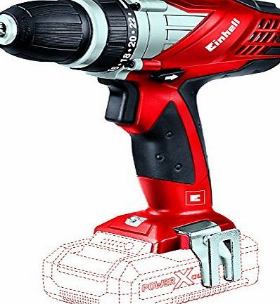 Einhell 4513692 18 V TE-CD 18 Li Solo Power X-Change Lithium Ion Cordless Impact Drill - Red No description (Barcode EAN = 4006825593327). http://www.comparestoreprices.co.uk/latest2/einhell-4513692-18-v-te-cd-18-li-solo-power-x-change-lithium-ion-cordless-impact-drill--red.asp