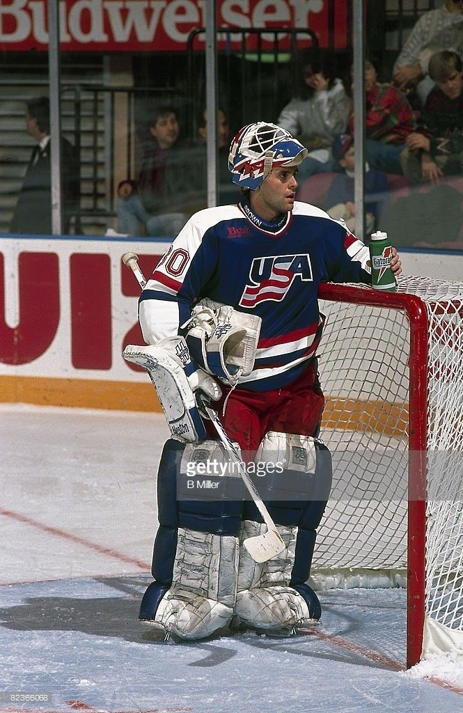Pin By Thomas Chan On Team U S A Goalies Ice Hockey Teams Hockey Teams Ice Hockey