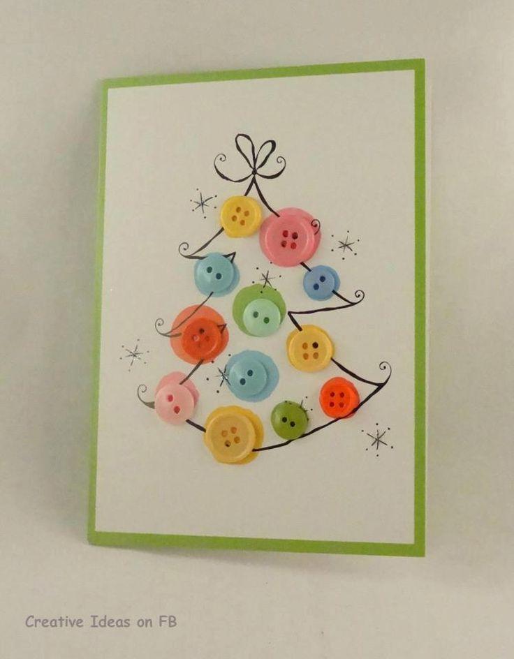 Kretív képeslap vagy éppen ajándékkísérő.    Forrás: Creative Ideas