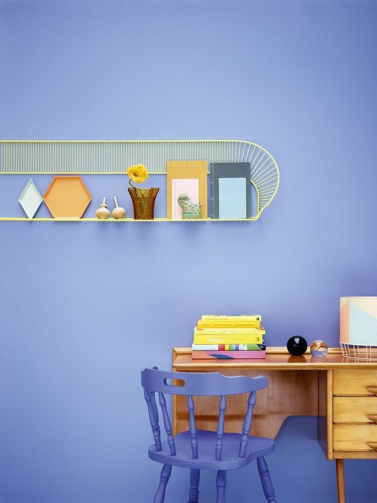 Peinture Bleu lavande par SigmaCoatings