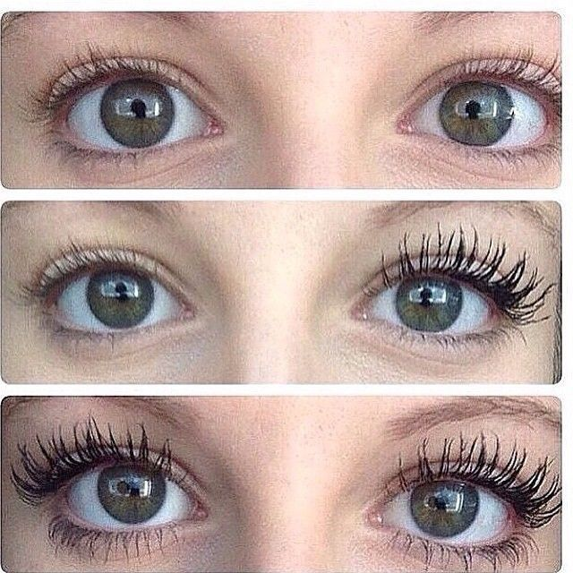 how to get lash glue off of lashes