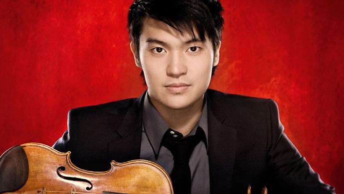 Brahms' Fourth Symphony and Sibelius' Violin Concerto @ Copley Symphony Hall (San Diego, CA)