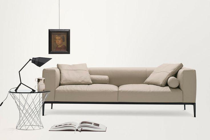 Walter Knoll Jaan Living. Een ontwerp van EOOS en is geschikt voor zowel een zakelijk als een huiselijk omgeving. Jaan Living bestaat uit meerdere varianten. www.deprojectinrichter.com/walter-knoll/