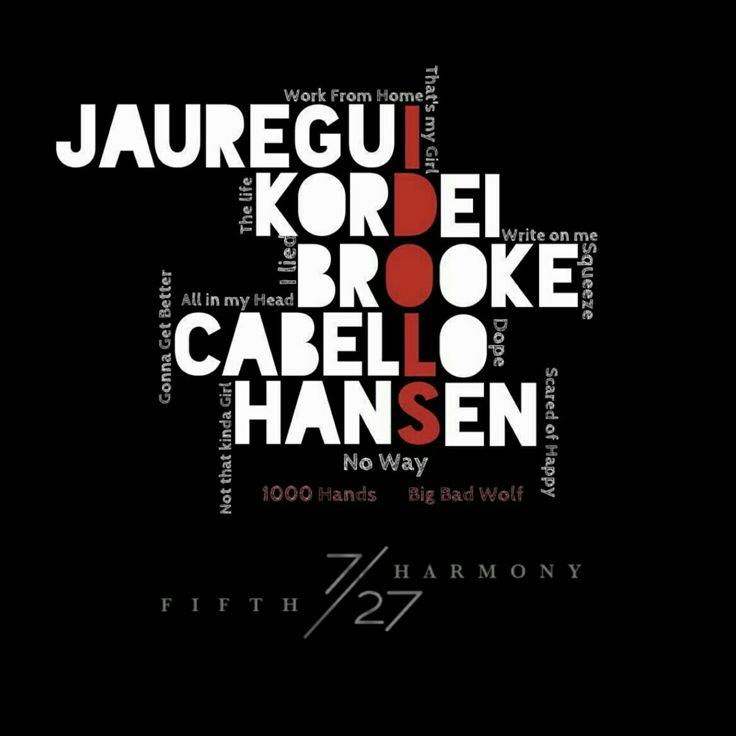 Fifth Harmony 📱 😇 💋 💎 🍕
