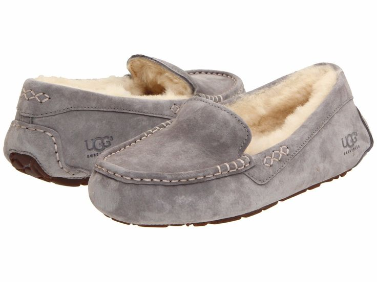 UGG - ANSLEY 3312 - light grey, Tama?o:36