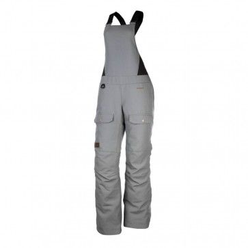 Klim Jackson Womens Snowmobile Snow Pants Cold Weather Outerwear Winter Bibs