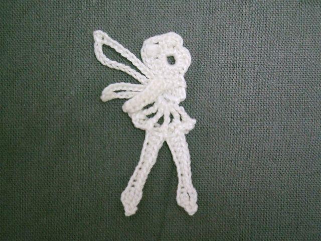 Ravelry: Tinkerbell motif pattern by Chinami Horiba
