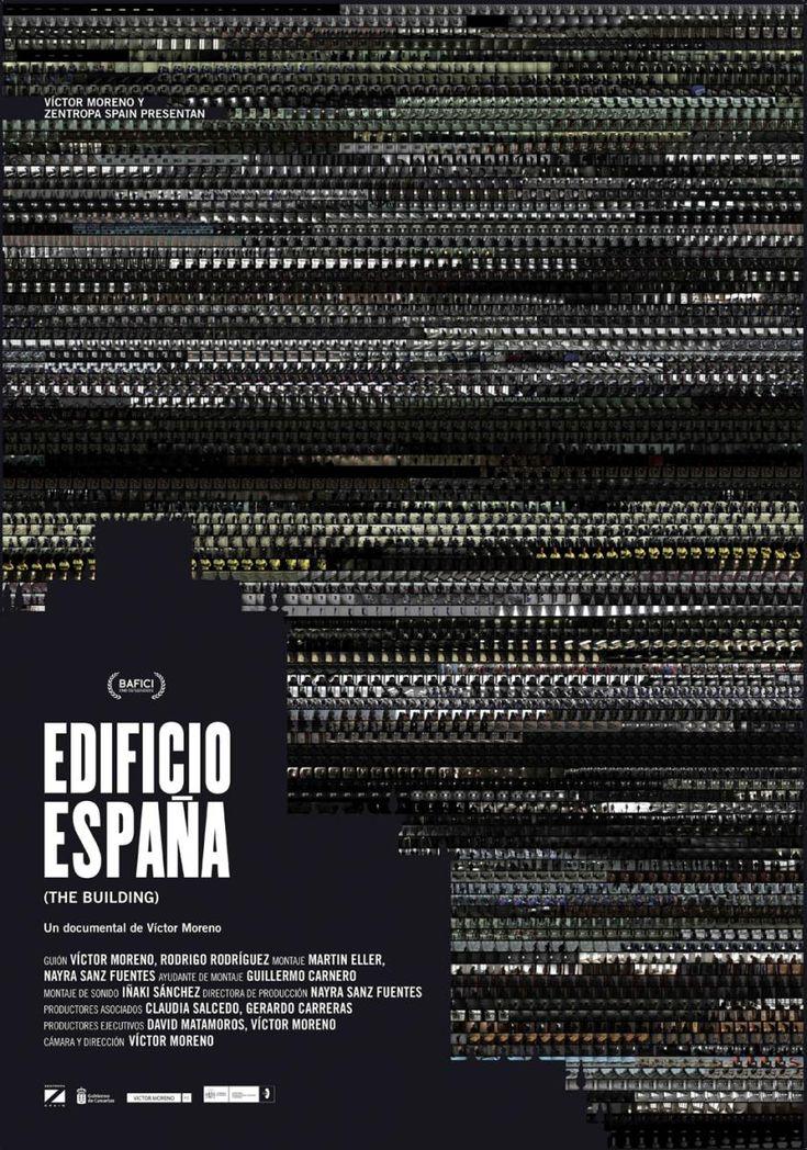 DVD Edificio España