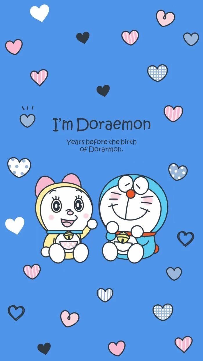 Doraemon Wallpaper Background Hd Wallpaper Lucu Kartun Kartu Lucu