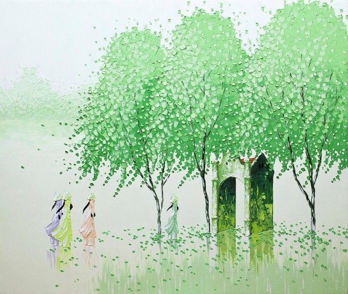 вьетнамские художники - Поиск в Google