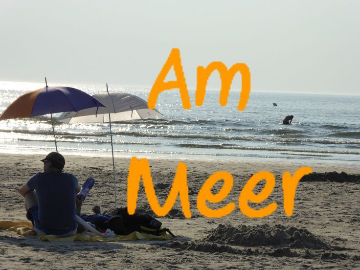 Learn German: Am Meer