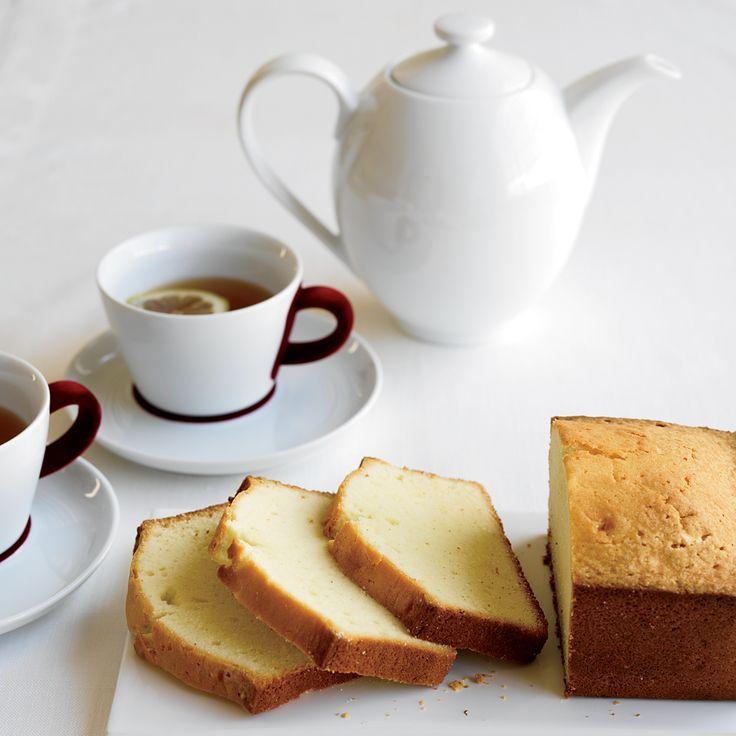 Jacques Pépin's Favorite Pound Cake | Food
