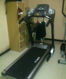 Toko Treadmill Purwokerto | Melayani COD | 0857-4263-5556: Treadmill Electric ISP - 146 Motor 3.0 Hp