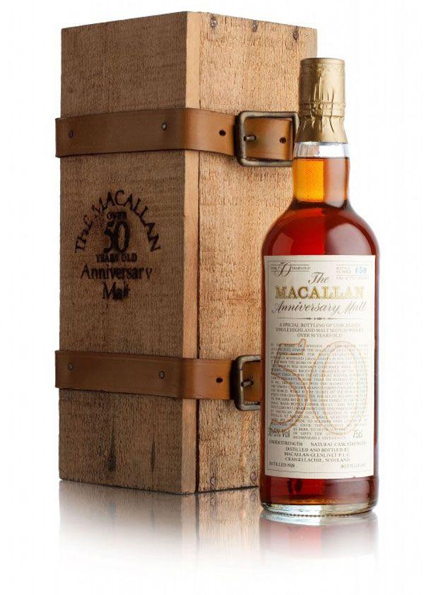 129 Year Old Glenlivet Whisky for Sale 2