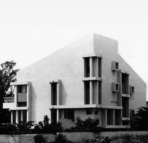 Pancho Guedes. Boesch House, 1968 Maputo.