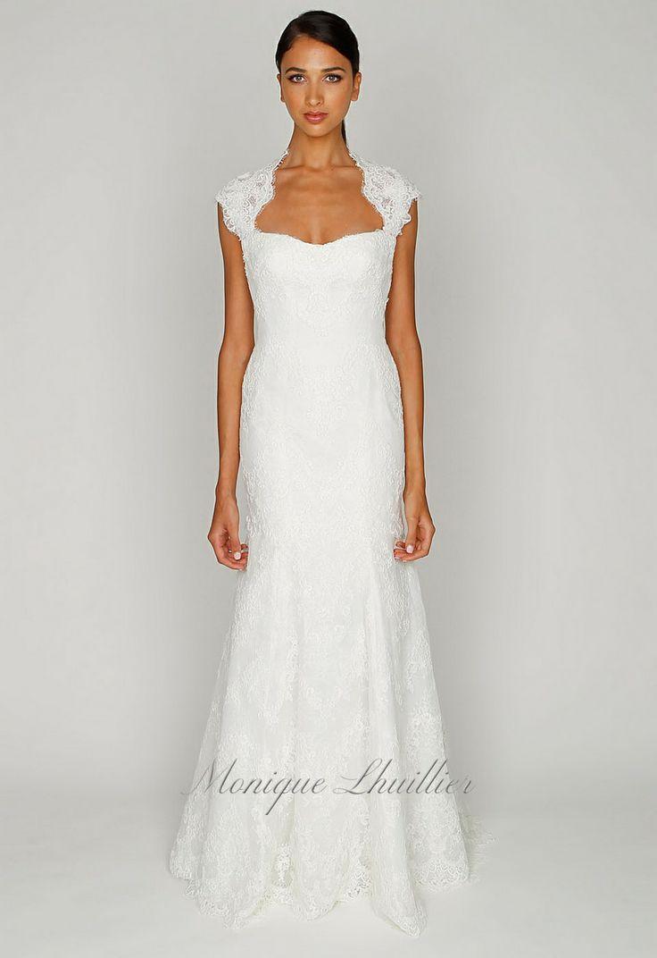 125 best wedding dress images on pinterest wedding dressses bliss by monique lhuillier bl 1210 ombrellifo Gallery