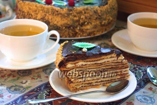 Австрийская кухня торт регент рецепт