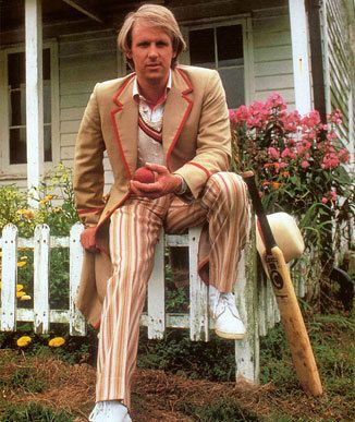 The Fifth Doctor Peter Davison 1982-1984, definitely one of my favorite Doctors :)
