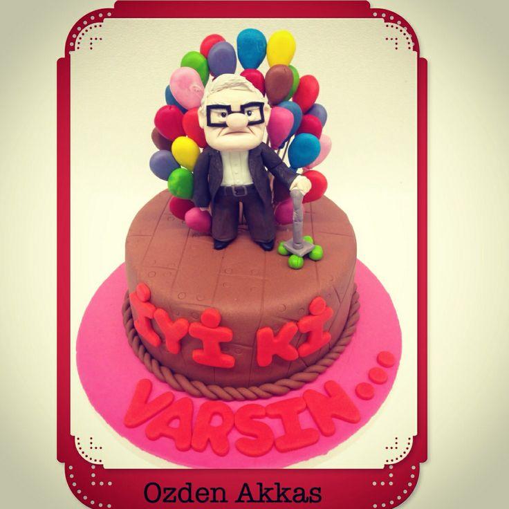 Up cake