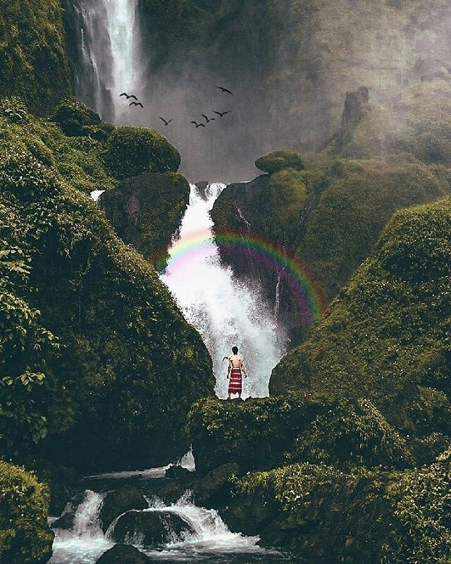 . Congrats!!! The exceptional chosen pict of today is shot by one of imaginative #IndonesiaPhotographerS : @tyuniar93     location: Citambur Waterfall South Cianjur - West java  wanna get reposted here? tag @indonesiaphotographers and dont forget to use  #indonesiaphotographers   #pengenkelilingindonesia #pengenkelilingdunia #awesomeplaceinindonesia #pengentraveling #pengentravelingdestinasi #pengentravelingindonesia #indonesia #awesomeplace #photography #photooftheday #fotograferindonesia…