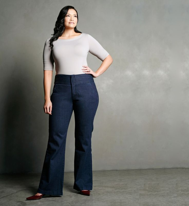 111 best Comfy Plus Size Pants images on Pinterest | Calvin klein ...