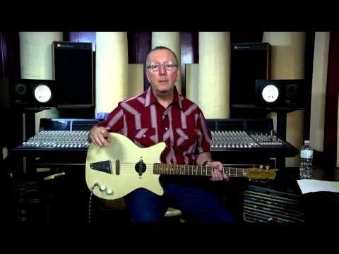 Guitar Sale - Danelectro Convertible Lipstick Pickup 1960's Blond (515) 864-6136 - Used Guitars Sale - YouTube Lawman Guitars