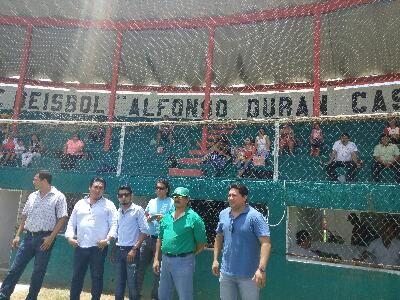 Heroica Ciudad de Champoton, Campeche 3 de Julio del 2017.- ( John Rosado/Beisbol Campechano).- Este Domingo 2 de Julio se llevo a efecto la...