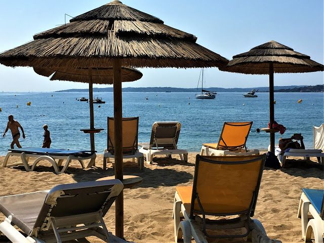 Stranden i Les Issambres 2