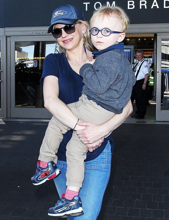 PHOTOS: Anna Faris Steps Out With Son Jack Pratt — See How Big He's Gotten!