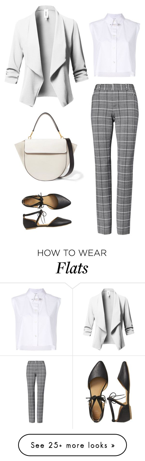 """""""Sin título #2660"""" by lorena117 on Polyvore featuring Helmut Lang, Gap and Wandler"""