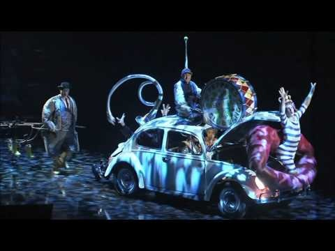 Cirque du Soleil - Beatles LOVE - I want to go! Maybe we'll catch in Vegas next month!