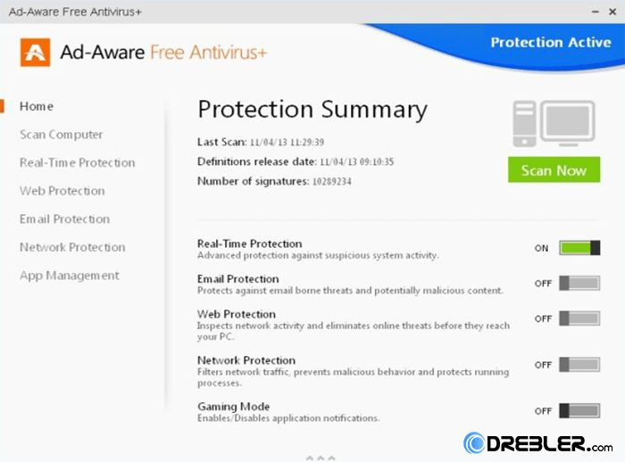 Ad-Aware Free Antivirus+ 2017