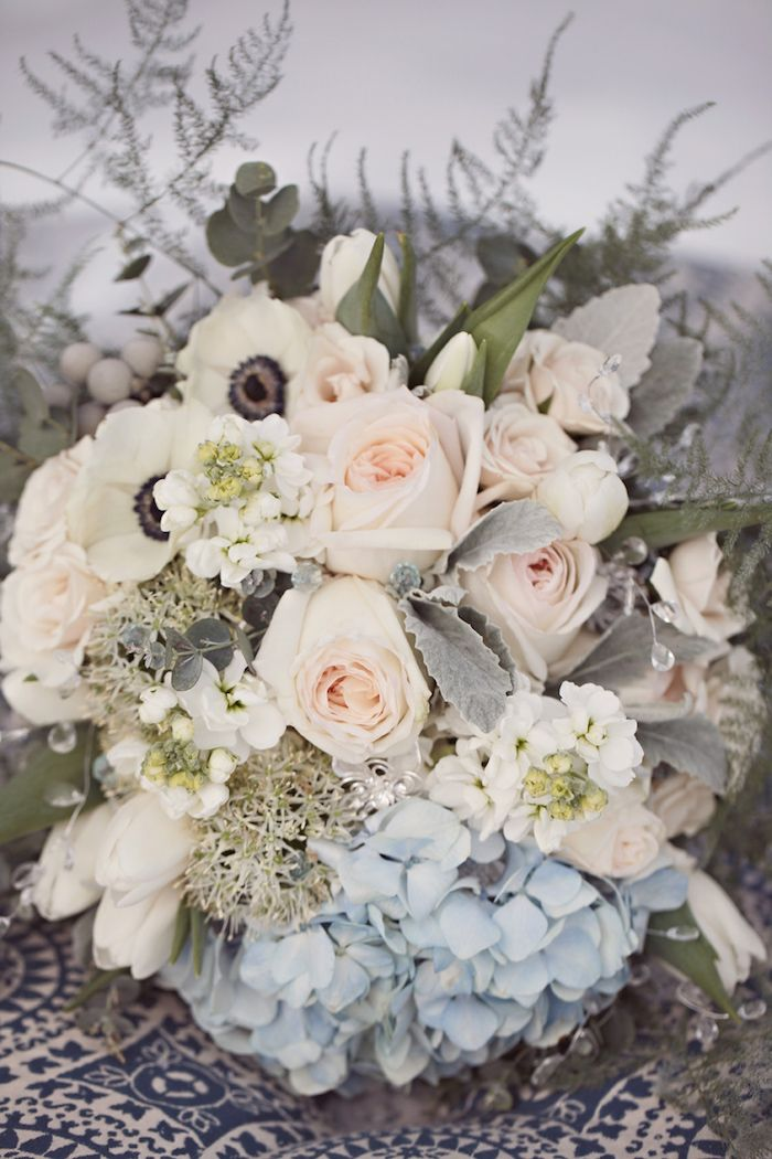 Corinthia Flowers - Northern Romance - Edmonton Winter Wedding Inspiration - yegwed
