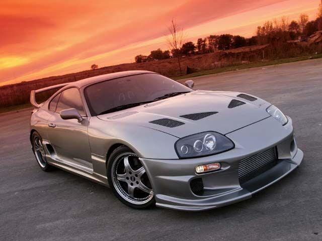 1998 Toyota Supra Turbo - Lynn