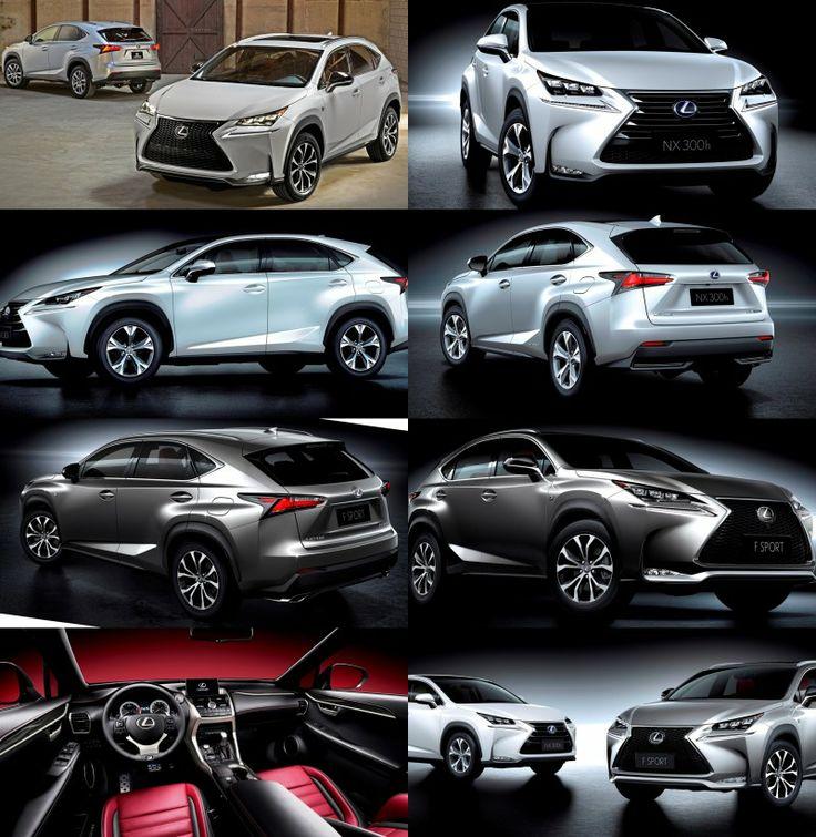 Lexus 2015 Suv Price: 2015 Lexus NX Crossover Www.LindsayLexusOfAlexandria.com
