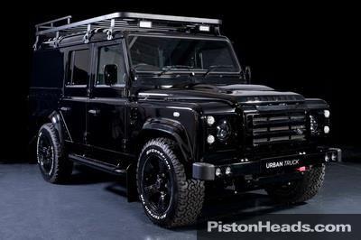 Used 2014 Land Rover Defender for sale in Milton Keynes | Pistonheads