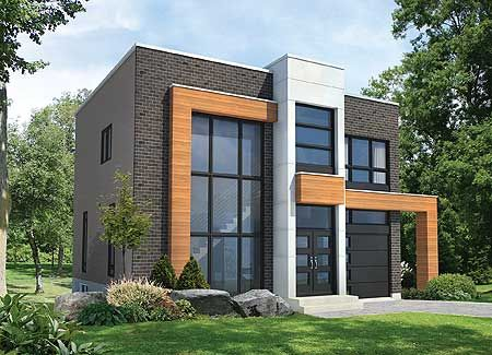 Modern Architecture House Plan 1745 best minimalist exteriors & modern architecture images on