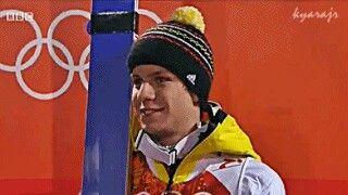 Andreas Wellinger ist meine Liebe ♥