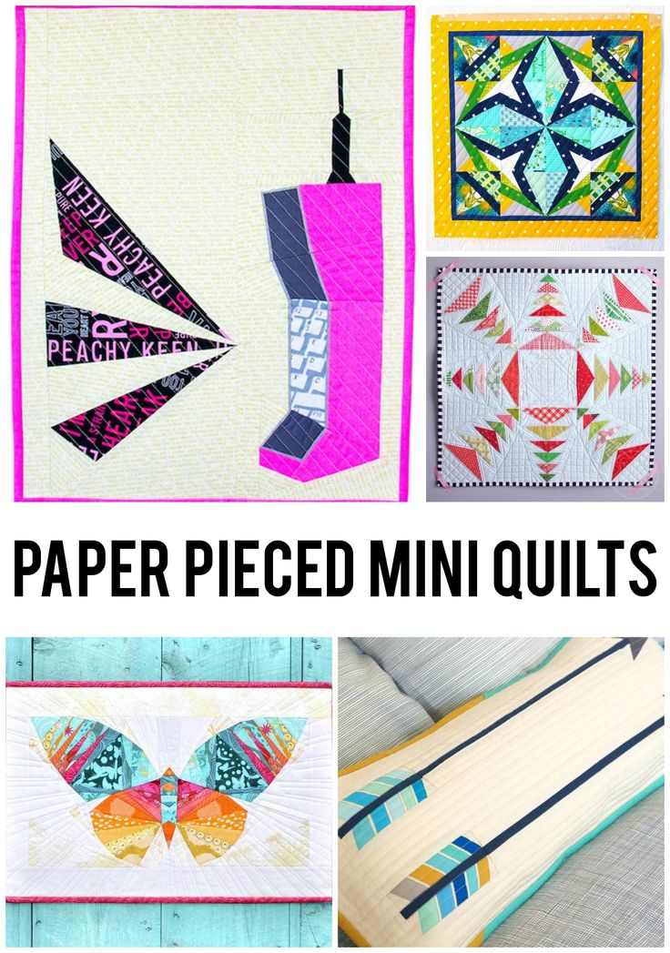 Miniature Quilt Patterns Paper Pieced : 17 Best images about Mini Quilt Mania on Pinterest Star quilts, Quilt and Sewing