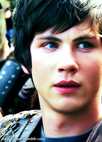 """Percy Jackson from """"Percy Jackson & The Olympians"""" and """"The Lost Heroes of Olympus"""" series (Rick Riordan)"""