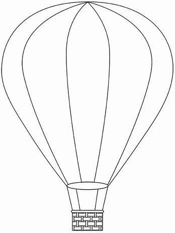 Best 25+ Balloon template ideas on Pinterest Air ballon, Hot air - raindrop template