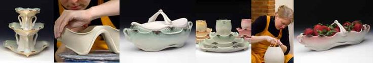 Creating Curves with Clay with Martha Grover - Ceramic Arts Daily Presents