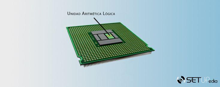 La Unidad Aritmética Lógica, o simplemente ALU es una de las unidades que conforman la Unidad Central de Procesos (CPU) mediante la cual se pueden realizar un conjunto de operaciones aritméticas básicas por medio de un circuito digital.