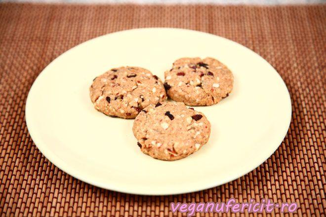 biscuiti vegani