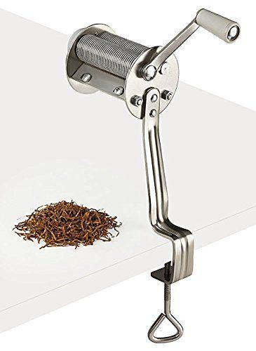nice StartUp Cortador de tabaco, 0,8mm, Máquina de corte de hojas de tabaco EUROTABAK_DE Mas info: http://www.comprargangas.com/producto/startup-cortador-de-tabaco-08mm-maquina-de-corte-de-hojas-de-tabaco-eurotabak_de/