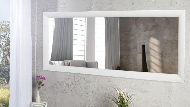 grand miroir rectangulaire moderne