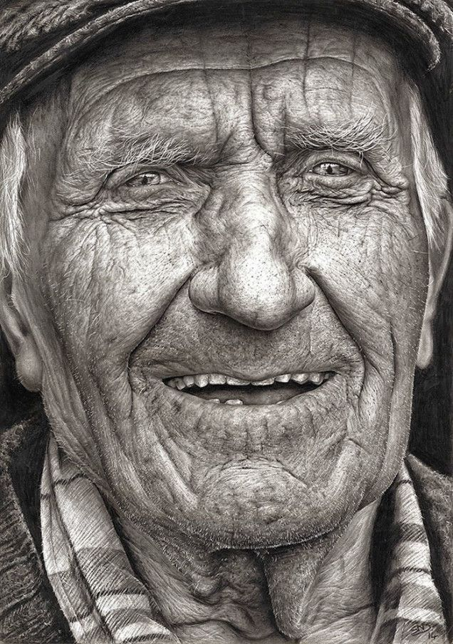 Ultra realistic drawing shows the amazing skills of a 16 year old girl