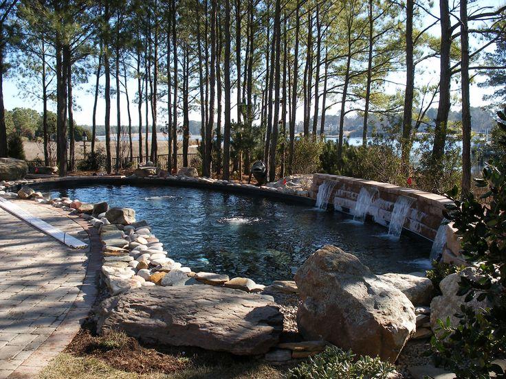 55 best Koi Ponds images on Pinterest | Koi ponds, Backyard ponds ...